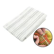 100x150cm Blank Rug Hooking Mesh Canvas Latch Hook Rug Tapestry Cushion Making