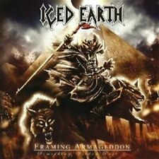 Iced Earth - Framing Armageddon (Something Wicked Part I) CD NEU OVP