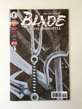 BLADE OF THE IMMORTAL #50 Dark Horse Comics The Gathering 8/15 Oct 2000 Manga NM