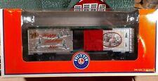 Lionel 2009 Christmas Box Car 6-25066 C-9
