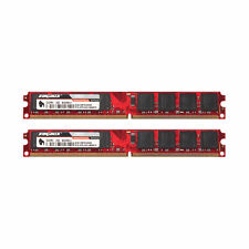 For Kingbox 4GB (2x 2GB) PC2-6400 DDR2-800MHz PC Desktop Memory 240pin DIMM RAM