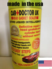 HEAD GASKET SEALER CAR DOCTOR NEXT GEN GASKET FIX PERMANENTLY SEALS STEEL GASKET