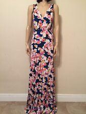 Runway YUMI KIM Maxi Dress Floral Size L NWT