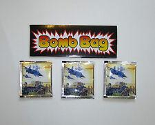 3  EXPLODING PLAY ARMY BOMB BAGS LOUD BOMBS BAG PRANK JOKE GAG GIFT   NO STINK