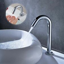 Infrarot Wasserhahn Sensor Armatur Kaltwasser Einhebel Waschtisch Waschbecken DE