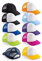 Kinder Jungen Mädchen Kinder Vintage Snapback Trucker Baseball Kappe Hut