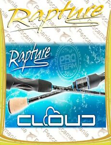 Canna spinning Rapture CLOUD Light spinning Area Special trout trota