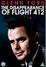 DVD:THE DISAPPEARANCE OF FLIGHT 412 - NEW Region 2 UK