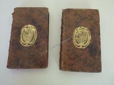 1766.Tusculanes (2/2.reliure aux armes).Ciceron