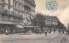CPA 75 PARIS XIe BOULEVARD VOLTAIRE A LA RUE DE LA ROQUETTE