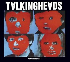 Talking Heads - Remain In Light LP Vinile RHINO RECORDS