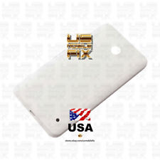 Usa For Nokia Lumia 630 635 N630 N635 Housing Battery Back Cover Door Button
