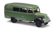 Busch 51850 ROBUR GARANT K 30 Furgone, Verde, H0 modello 1:87