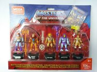 Mega Construx Masters Of The Universe Battle For Eternia Collection GDV86
