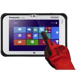 "Panasonic Toughpad FZ-M1F150DTE 4GB 128GB SSD 7"" Windows 10 Only used 60hrs"