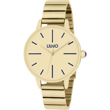 Orologio LIU JO LUXURY mod. FRAMEWORK ref. TLJ1409 Donna acciaio dorato  luxury