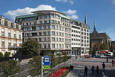 Kurz Trip nach Luxemburg im 4-Sterne Grand Hotel Cravat, 4 Tage/3ÜN 2Pers. + FR