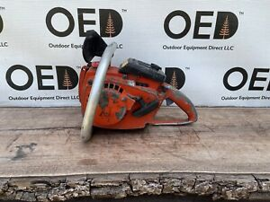 HOMELITE XL Automatic Chainsaw Powerhead- PROJECT / Parts Saw READ - SHIPS FAST