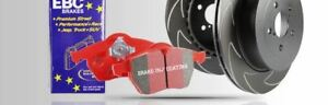 PD17KF046 EBC Delantero Kit de Frenos Redstuff Pastillas & Hoja Discos