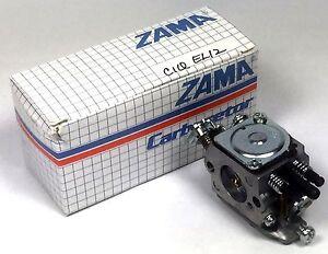 GENUINE Zama C1Q-EL12 Carburetor 322C, 322L, 323C, 235L, 326L Jonsered