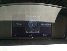 BMW E61 Multimedia Anzeige Navigation Klima  65.82-9151975