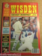 WISDEN - RACISM - July 1995 Vol 17 # 2
