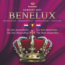 BENELUX KMS Euroset 2011 - Offizielle Ausgabe