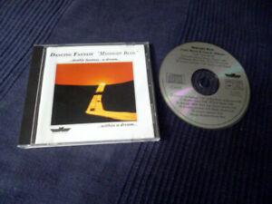 CD Dancing Fantasy - Midnight BLVD. McLaw & Williams Innovative Communication IC