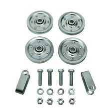 Garage Door Pulleys and Hardware Set - SHEAVES-Stud & Clevis Pulleys-All Brands