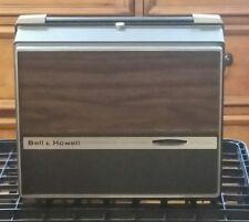 Vintage Bell & Howell Autoload Super 8 / Regular 8 Compatible Projector # 456A