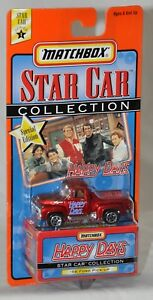 Matchbox 1998 Star Car Collection HAPPY DAYS 56 Ford Pickup MOC Special Edition