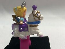 Polly Pocket 1993 Pony Parade Ring COMPLETE