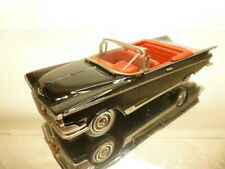 WESTERN MODELS 1959 BUICK ELECTRA - BLACK 1:43 - VERY GOOD CONDITION - 56