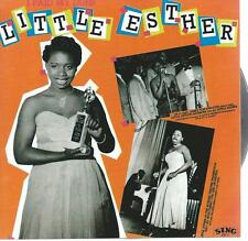 BLUES CD album LITTLE ESTHER - I PAID MY DUES