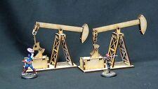 Ttcombat-Wild West scenics-wws009-pétrole pompes