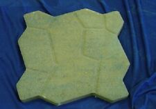 Cobble Look 16 in Stepping Stone Paver Cement Concrete Mold  2015 Moldcreations