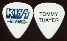 KISS 2012 The Tour Guitar Pick!!! TOMMY THAYER custom concert stage Pick