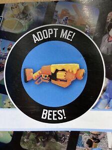 Roblox Nerf Adopt Me! Bees! Blaster Gun CODE ONLY