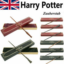 Harry Potter Magic Wand Hermione Dumbledore Voldemort Ron Metal Gift Boxed Magic