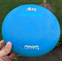 Rare OOP 4 Point Elite Z X2 Disc Golf DISCRAFT Blue
