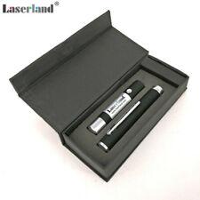 5mW True Blue 445nm 450nm Laser Pointer Pen Presentation Class Iiia Safety