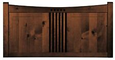 Sweet Dreams Curlew Mahogany 4FT6 135cm Double Headboard Solid Wood Traditional