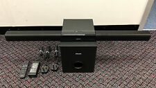 S29 Philips 120W 2.1CH Bluetooth Soundbar HDMI mit Wireless Subwoofer HTL3110B