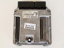 2008-2009 Audi A4 8E1 910 115 G Computer Brain Engine Control ECU ECM EBX Module