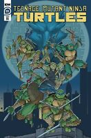 🚨🐢🔥 TMNT #111 1:10 Logan Lubera Ratio Incentive Variant NM Gemini Shipping