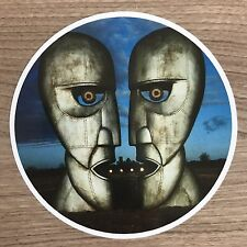 "Pink Floyd The Division Bell 4"" Wide Vinyl Sticker - BOGO"