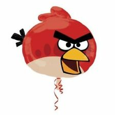 "Angry Birds Foil Balloon 23"" Red Bird - (CS127)"