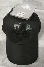 Star Wars Disney Official Cap - Black Tie Fighter Design New