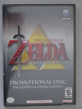 Legend of Zelda Collector's Edition  (Nintendo GameCube, 2003) New Sealed