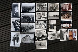 22x Foto Bundesmarine Marineflieger und Glückstadt 1964